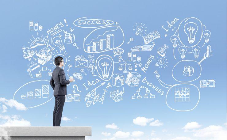 企業ブログのメリットはたくさん!Web上のオウンドメディア運用のアイキャッチ画像